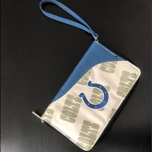 INDIANAPOLIS COLTS WALLET/WRISTLET